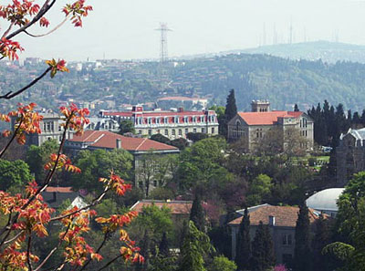 Bgazici University, Bosphorus University